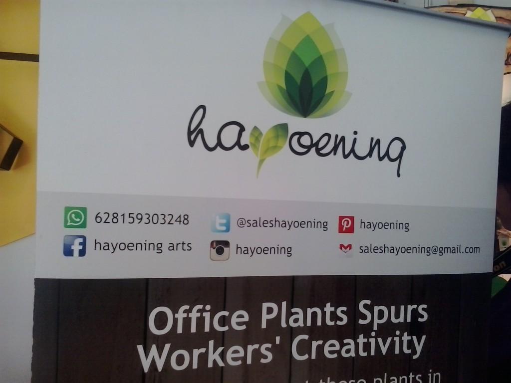 Hayoening