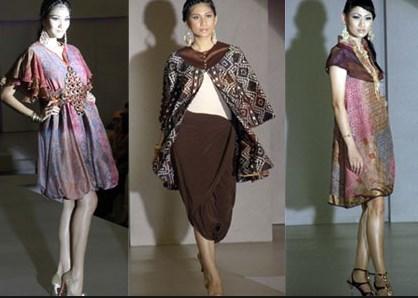 kain tradisional RI