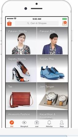 shoppee indonesia