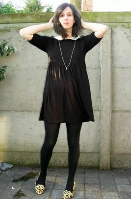 legging hitam