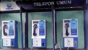 telepon umum