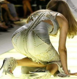 model catwalk