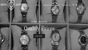 bisnis jam tangan