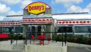denny's dinner