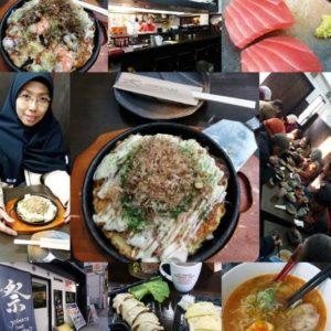 kedai matsuri halal food