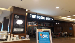 the goods dept