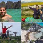 Jalan Keliling Dunia Sambil Dibayar? Yuk, Coba Tujuh Cara Ini