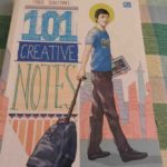Resensi Buku 101 Creative Notes  ala Yoris Sebastian