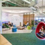 5 Desain Kantor Futuristik yang Bikin Betah Kerja